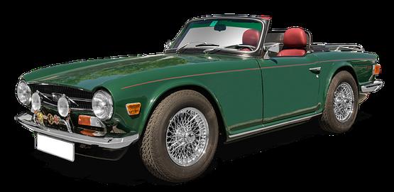Triumph TR6 onderdelen